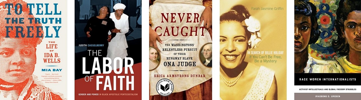 writing black womens lives covers