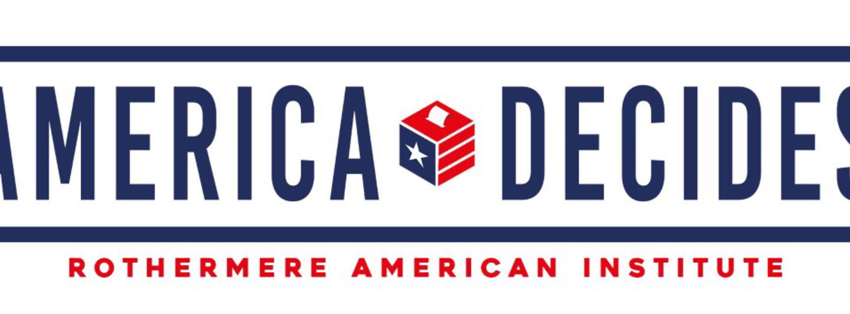 RAI 2020 america decides box logo