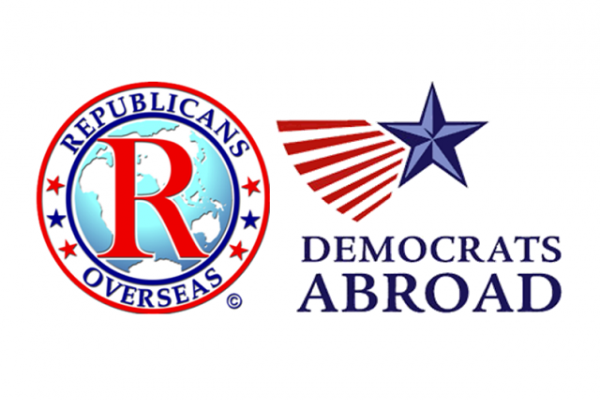 RO and DA logos