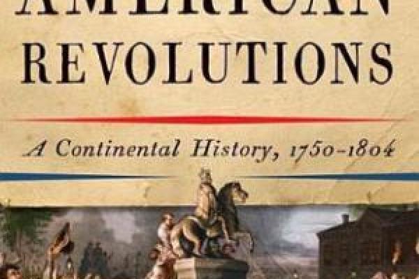 American Revolutions: Alan Taylor