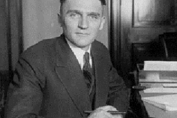 Gerald Nye