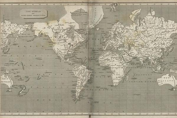 World Cyclopedia 1820