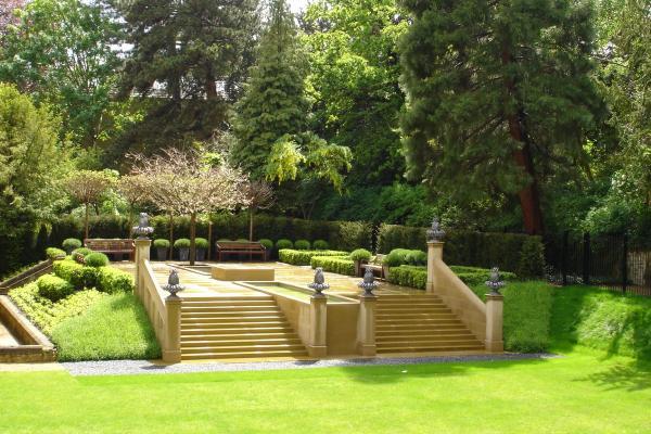 Princess Margaret Memorial Garden