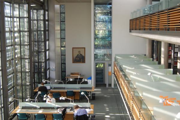 Vere Harmsworth Library
