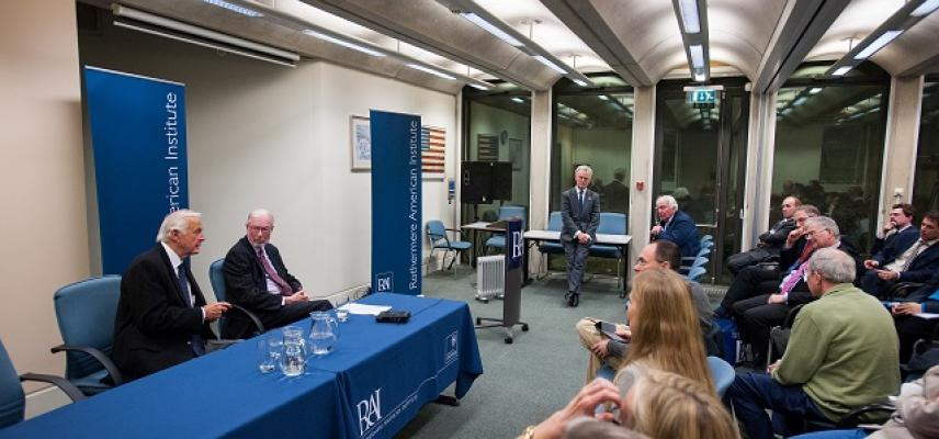 Alexander Butterfield and John Price, 12 March 2014