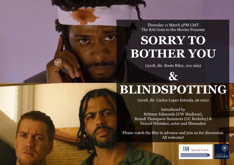 the rai goes to the movies  sorry to bother you x blindspotting v2