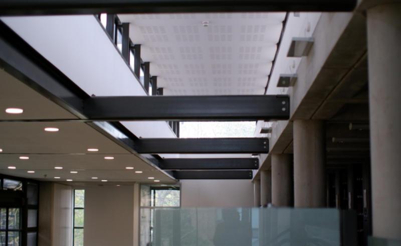 A photo of RAI building 2