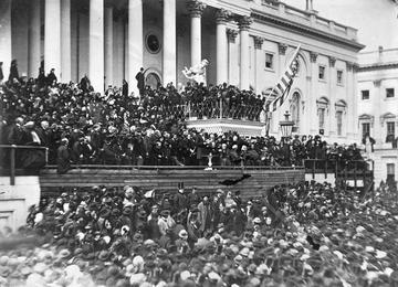 Lincoln second inaugural