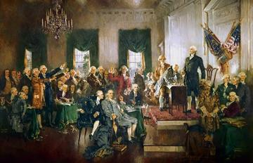 signing us constitution