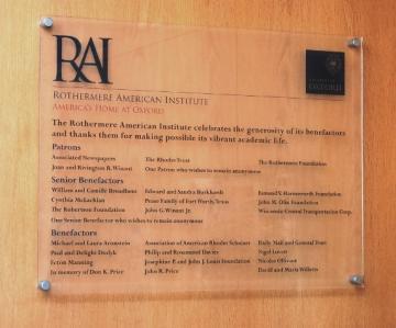 RAI Donor Board 2015