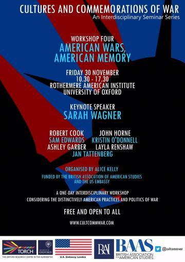 American Wars, American Memory poster