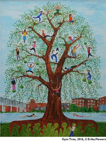 gym tree 2
