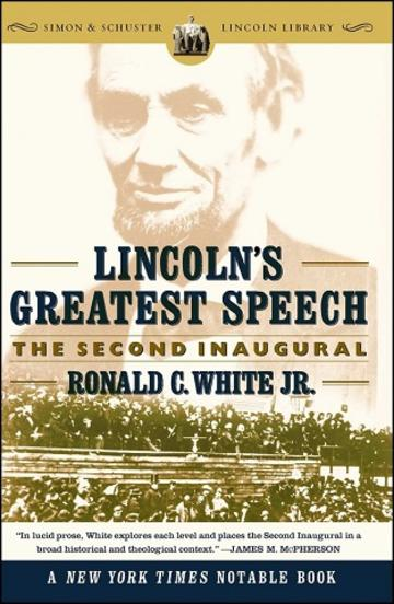 Lincoln's greatest speech cover