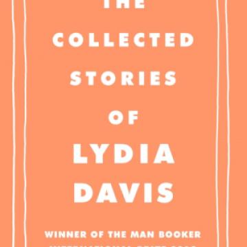 Lydia Davis Cover