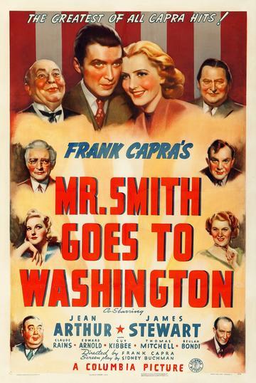 Mr Smith Goes to Washington (1939 poster)