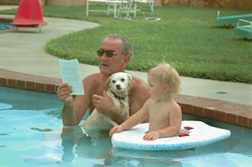 yuki in pool