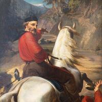 Garibaldi by Giulio Carlini