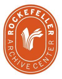 Rockefeller Archive Center