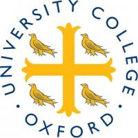 University College Oxford logo