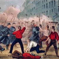 Baltimore riot (1861)