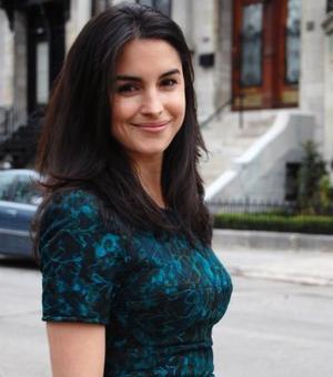 a profile picture of merve emre