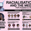Racialisation and the Media poster